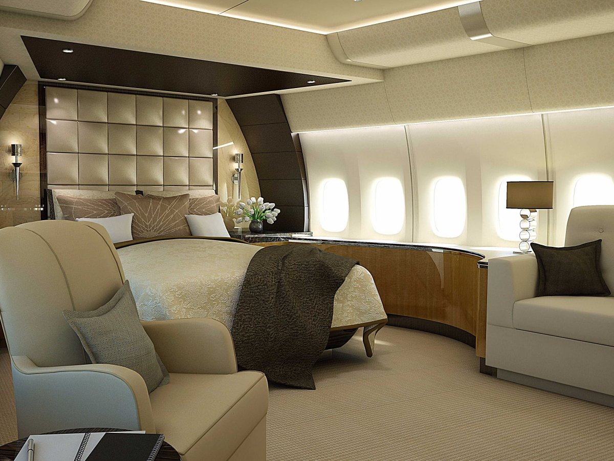 Boeing 747 private jet6