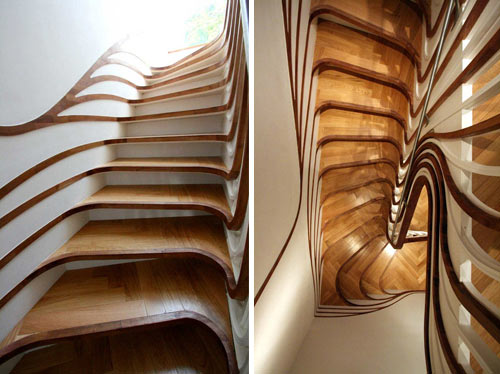 Check Out These Amazing Staircases 20