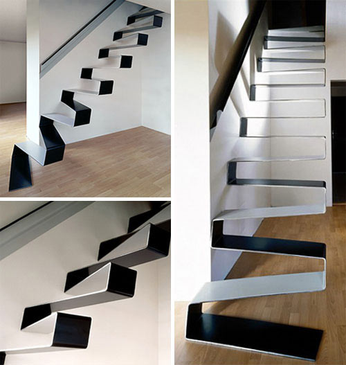 Check Out These Amazing Staircases