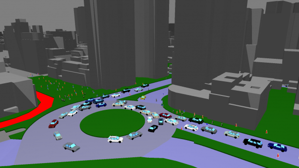 Check Out This Simulator To Learn About Traffic Jams 2