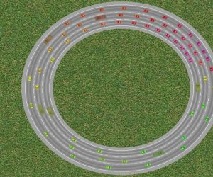 Check Out This Simulator To Learn About Traffic Jams
