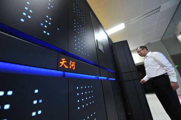 China Made The World's Fastest Supercomputer Using Its Own Chips_Image 2