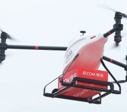 Chinese Delivery Drones Fulfilling Orders In Rural Regions_Image 1