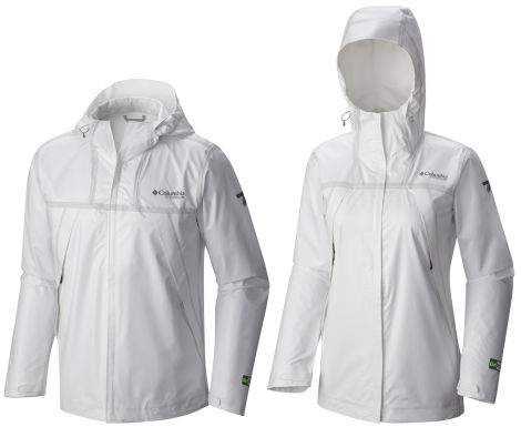 Colombia waterproof jacket from bottles3