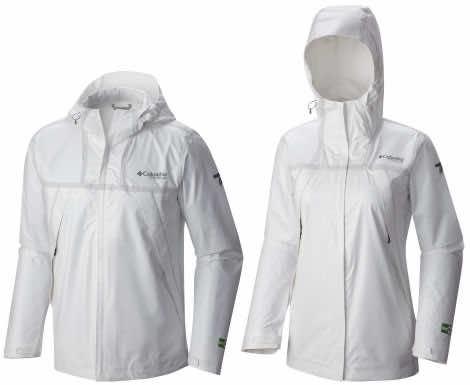 Colombia waterproof jacket from bottles3