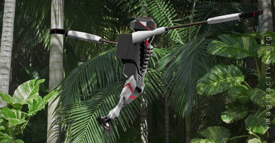 Deliver Packages In Dense, Remote Areas With Robotic Monkeys_Image 1