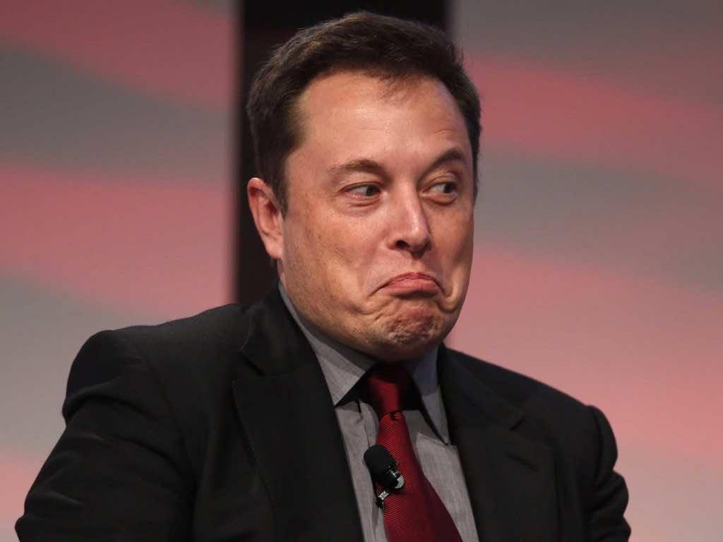 Elon musk parody account2