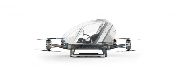 Flight Testing For Ehang 184 Has Been Given Approval 4