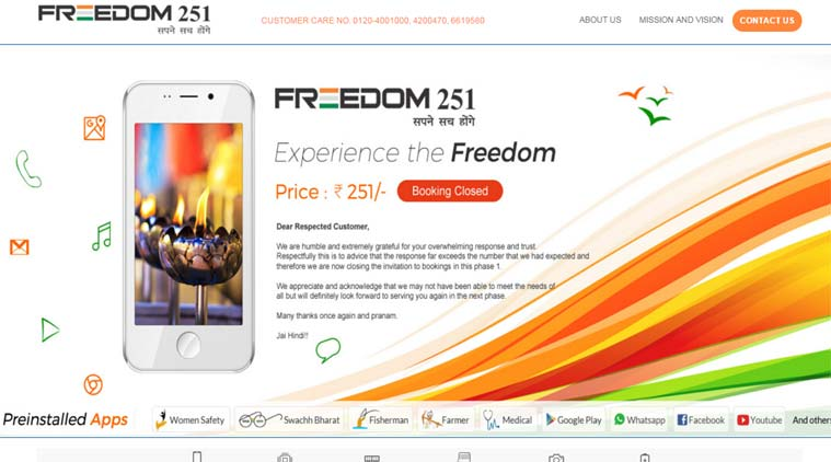 Freedom 251-3