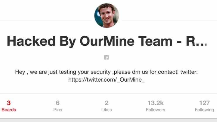 Hackers Break Into Mark Zuckerberg's Instagram, Twitter And Pinterest Accounts_Image 4