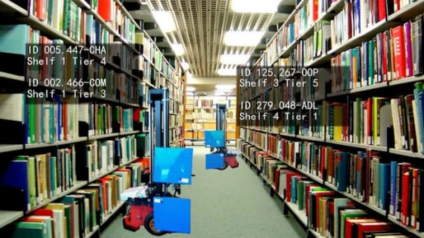 High-Tech Robotic Librarian Knows Its Books_Image 1