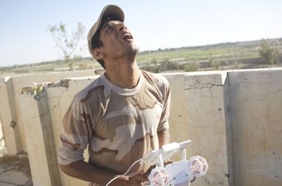 Iraqis Use Off-The-Shelf Drones To Battle ISIS_Image 1