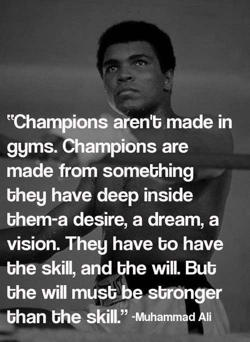 Muhammad Ali Quotes 1