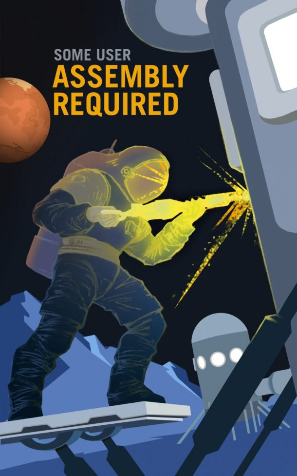 NASA's Recruitment Posters Are Looking For Mars Explorers_Image 2