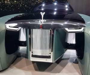 New Rolls Royce concept