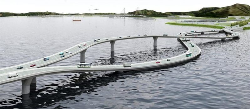 Pearl River Necklace Bridge A Twisted Solution To A Curious Traffic Problem_Image 2