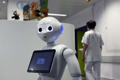 Pepper Starts Working At The Hospitals In Belgium_Image 1