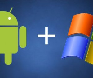 Running Android On Windows and Windows on Android 3