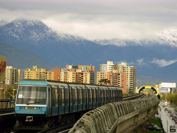Santiago Subway Will Become The First Solar-Powered Subway_Image 2