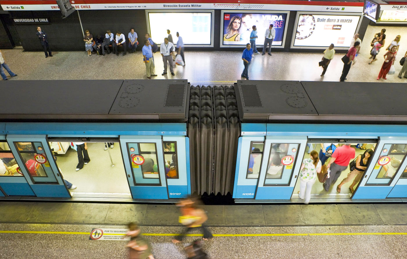Santiago Subway Will Become The First Solar-Powered Subway_Image 3