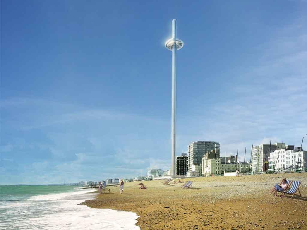 Skinniest tower