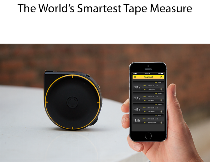 The AI-Powered Intelligent Tape Measure May Be The World's Smartest_Image 0
