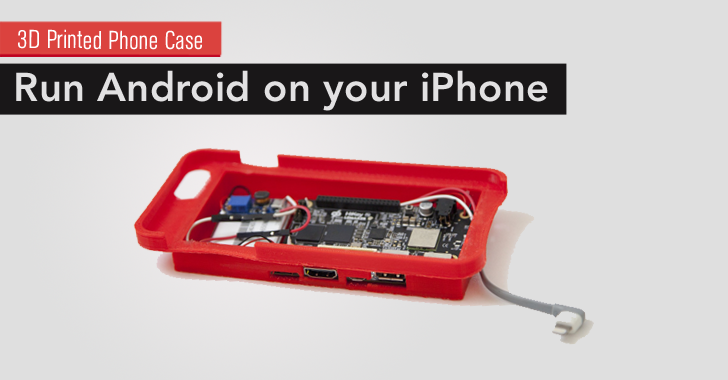 This 3D Printed Phone Case Lets An iPhone Run Android_Image 5