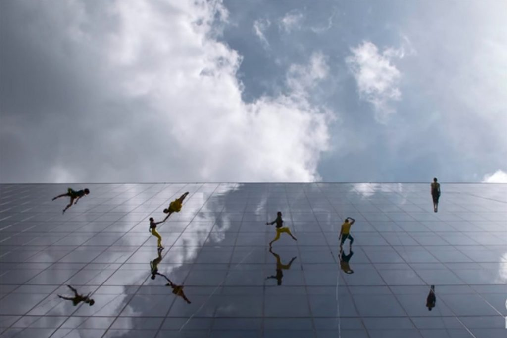 This Gravity Defying Video Of People Dancing On A Building Will Probably Give You Vertigo_Image 0