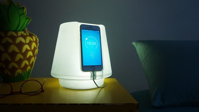 UpLamp- The Lamp That's Not A Lamp_Image 2