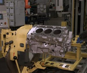 V6 Engine Assembly