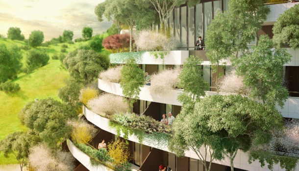 Vertical Forests Revolutionizes the Concept Of Green Architecture_Image 2