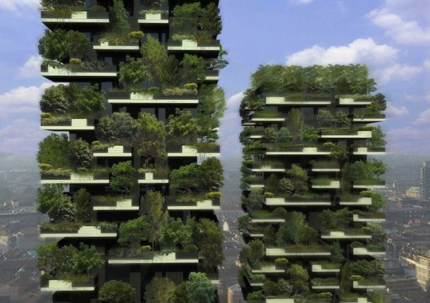 Vertical Forests Revolutionizes the Concept Of Green Architecture_Image 3