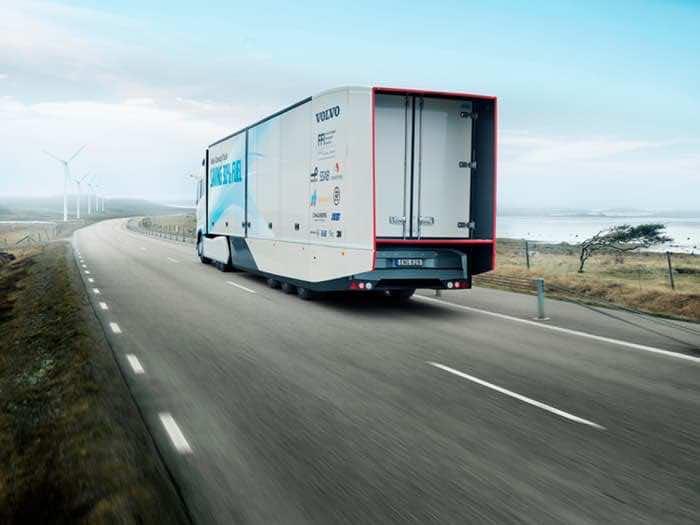 Volvo new Truck