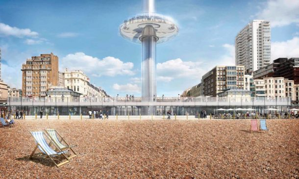 World's Skinniest Tower Being Erected In Brighton, England_Image 10