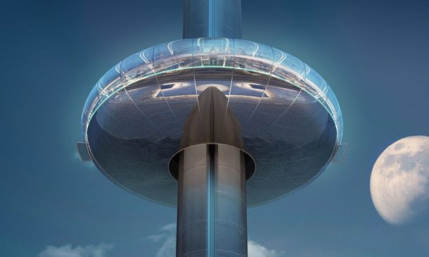 World's Skinniest Tower Being Erected In Brighton, England_Image 5