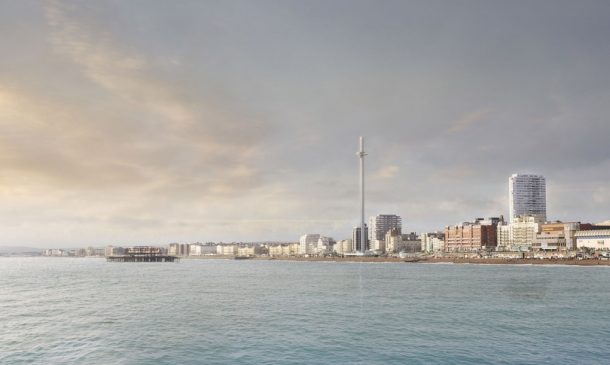 World's Skinniest Tower Being Erected In Brighton, England_Image 6