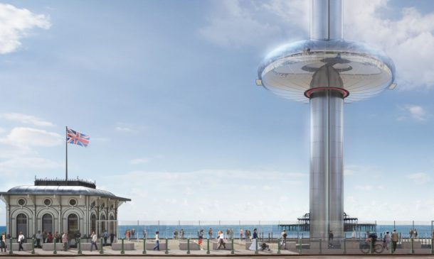 World's Skinniest Tower Being Erected In Brighton, England_Image 9