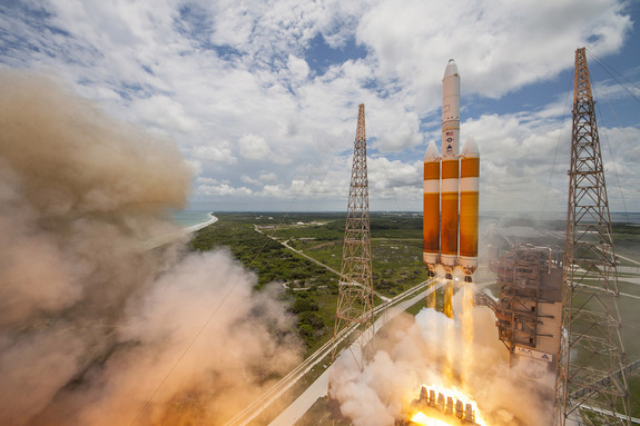 World's most powerful rocket