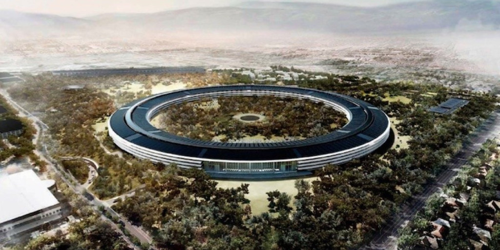 12 Mind Blowing Facts About The Apple Campus You Never Knew_Image 0