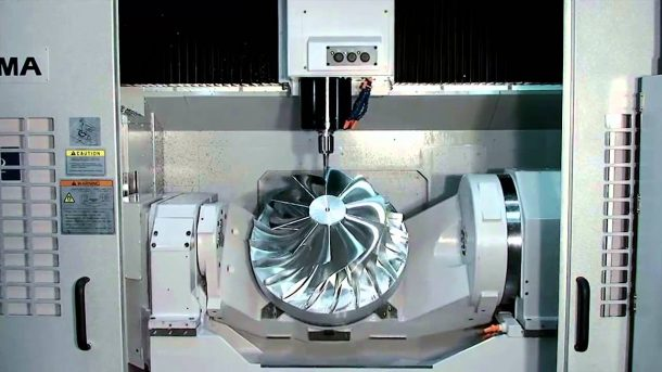5-axis-mill. Credits: youtube.com