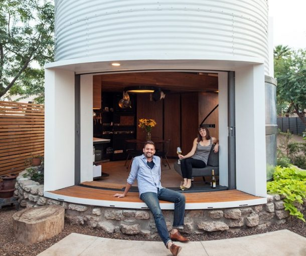 6 Abandoned Grain Silos Remodeled Into Stylish, Modern Homes_Image 1