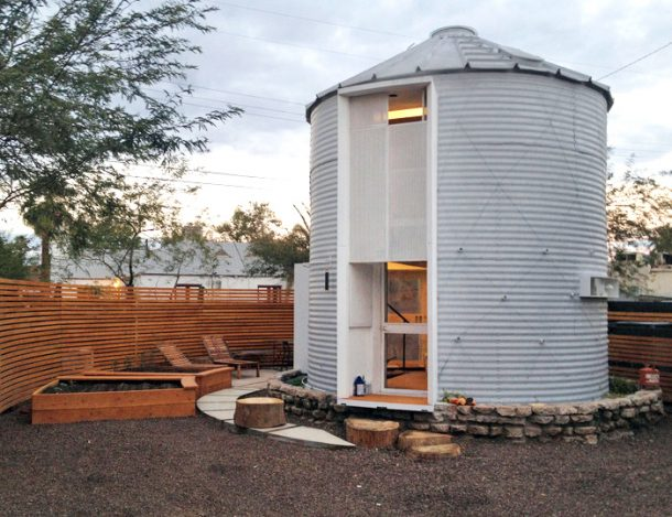 6 Abandoned Grain Silos Remodeled Into Stylish, Modern Homes_Image 3