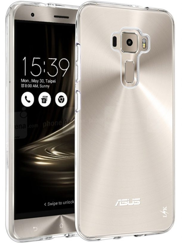 Zenfone 3 Case, LK Ultra [Slim Thin] Scratch Resistant