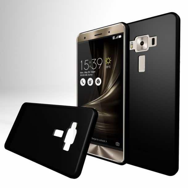 Asus Zenfone 3 Case Slim & Flexible Anti-shock
