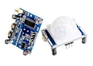 HC-SR501 Adjust Infrared PIR Motion Sensor Detector Module