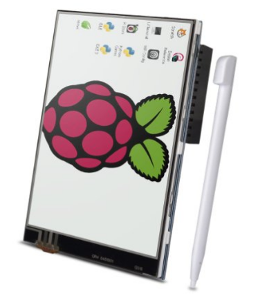 Kuman LCD Display Touch Screen Monitor for Raspberry Pi 3 2