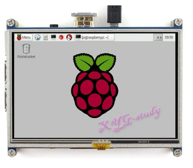 Raspbian LCD compatible with Raspberry Pi (Pi 2) Model B B+ A+ Video Photo Display System Module @XYG