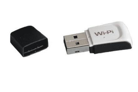 Wi-Pi Raspberry Pi 802.11n Wireless Adapter