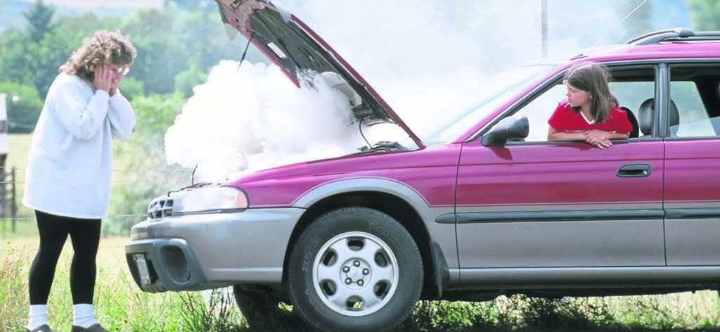Car Overheat