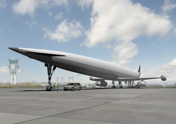 ESA Funds SABRE Aircraft That Will Travel 5x Faster Than The Speed Of Sound_Image 7